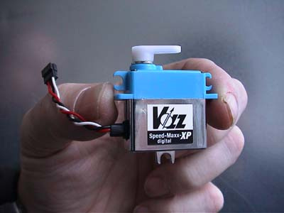 Volz Speed Maxx-XP Digital Servo