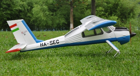 "HC-FM PZL 104-Wilga 89"" ARF Semi Scale Model"