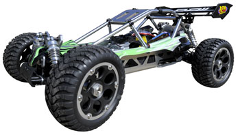 XTM Rail 1/8 Buggy 4WD 2.4G Brushless Off Road RTR