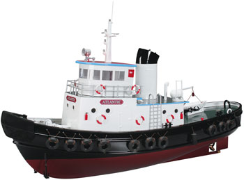 AquaCraft Atlantic Harbor TugBoat EP RTR