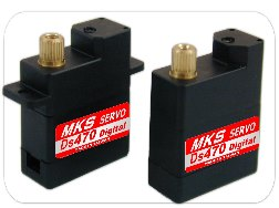 HC-MK DS-470 Mini Digital Med-Speed/Torque Servo