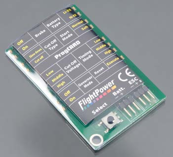 Flight Power ESC Programmer