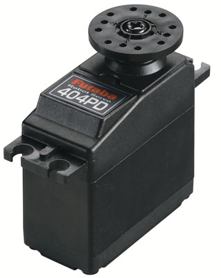 Futaba RS404PD Hi-Torque MG 150 degrees Digi Servo