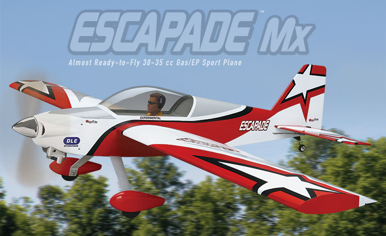 GP Escapade MX GP/EP ARF 80""