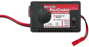 GP Polycharge 1-3C Lipo Battery DC Charger