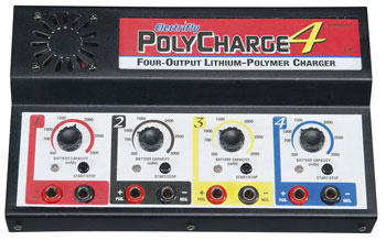 GP PolyCharge4 DC Lipo Battery Charger