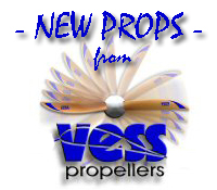 Vess 28 Inch Diameter A or B -Series Pitch Prop
