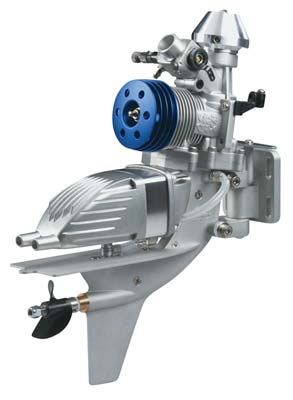 OS .21XM VII 3.46cc Outboard Air Cooled Marine