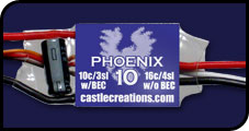 CC Phoenix 10 ESC Brushless